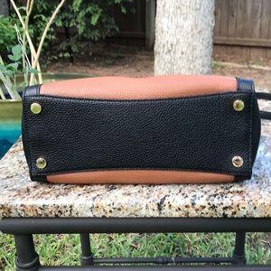 Michael Kors Collection Bags - {Michael Kors} 'Dillon' SM Black Acorn & Saffiano